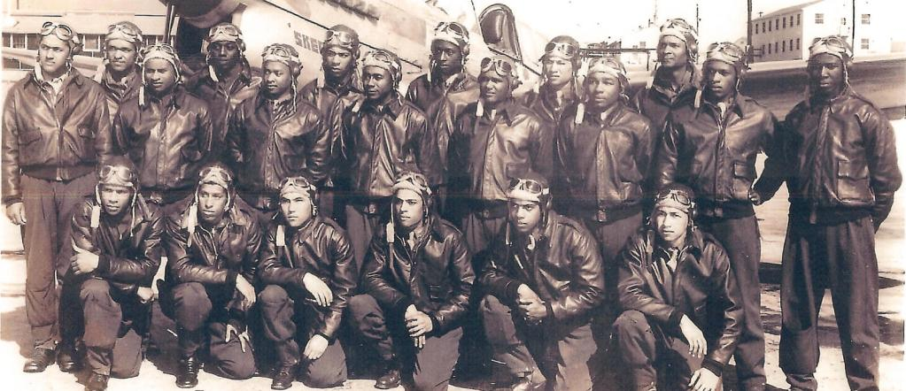 Tuskegee Red Tails - Class Photo in 1944