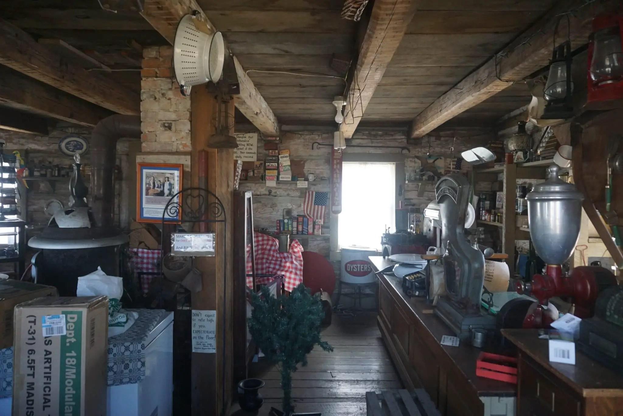 Michigan Pioneer Log Cabins