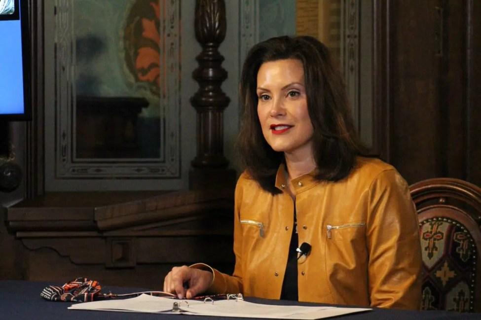 Gretchen Whitmer - Michigan's Governor