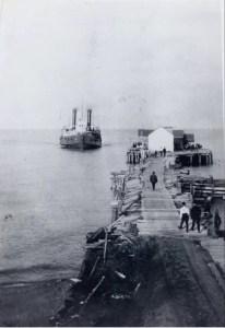 D and C Boat Landing - Lexington Michigan