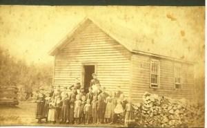McManus School Wheatland Twp Sanilac County