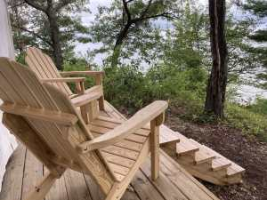 Beach Glamping at Sleeper State Park