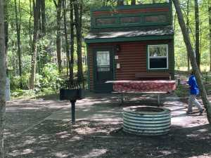 Sleeper State Park Cabins