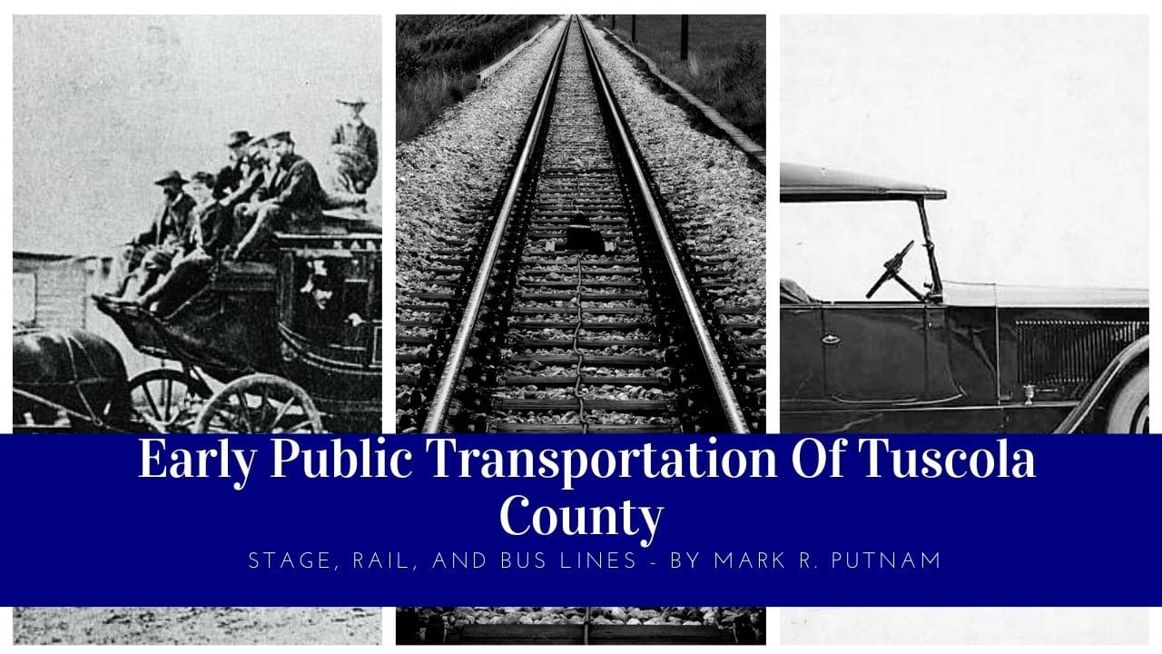 Public Transportation in Tuscola County