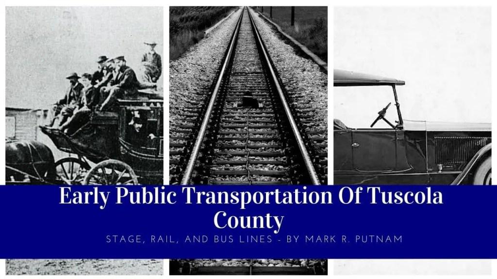 Public Transportation in Tuscola County
