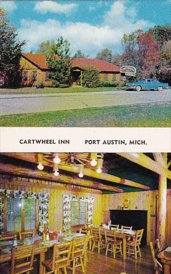 Cartwheel Inn Postcar62d 19