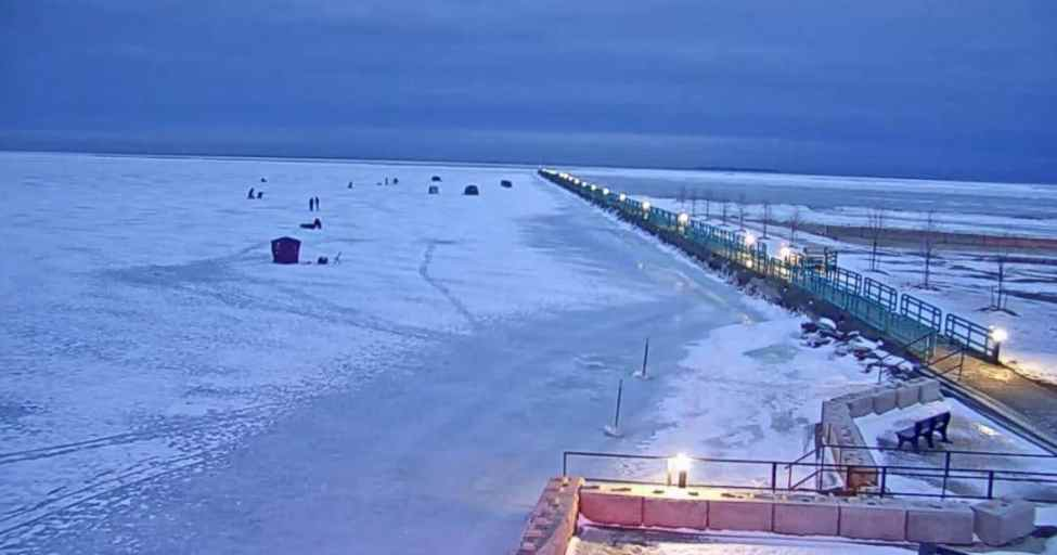 Caseville WebCam Winter