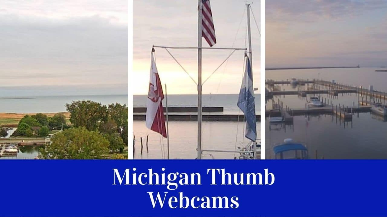 Michigan Thumb Webcams