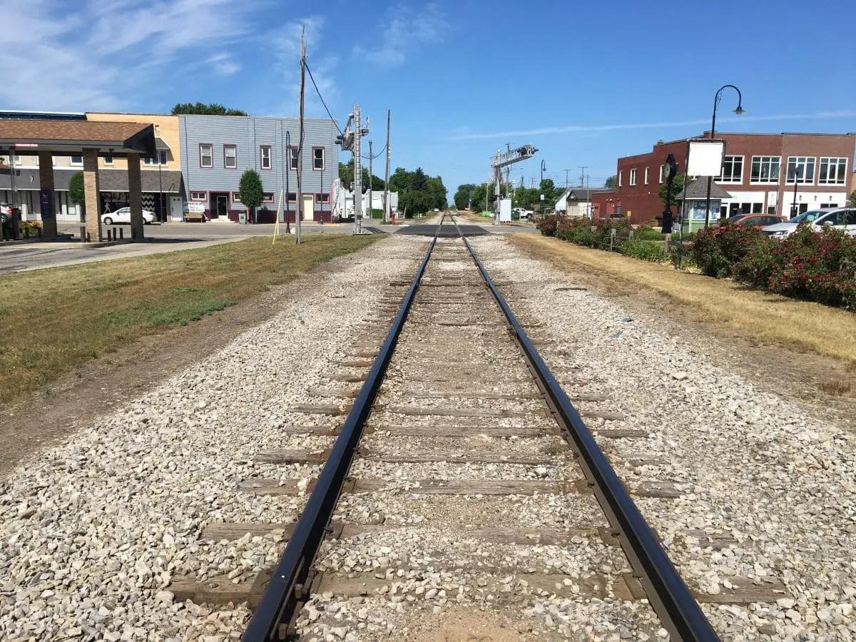 Pigeon Rail Tracks