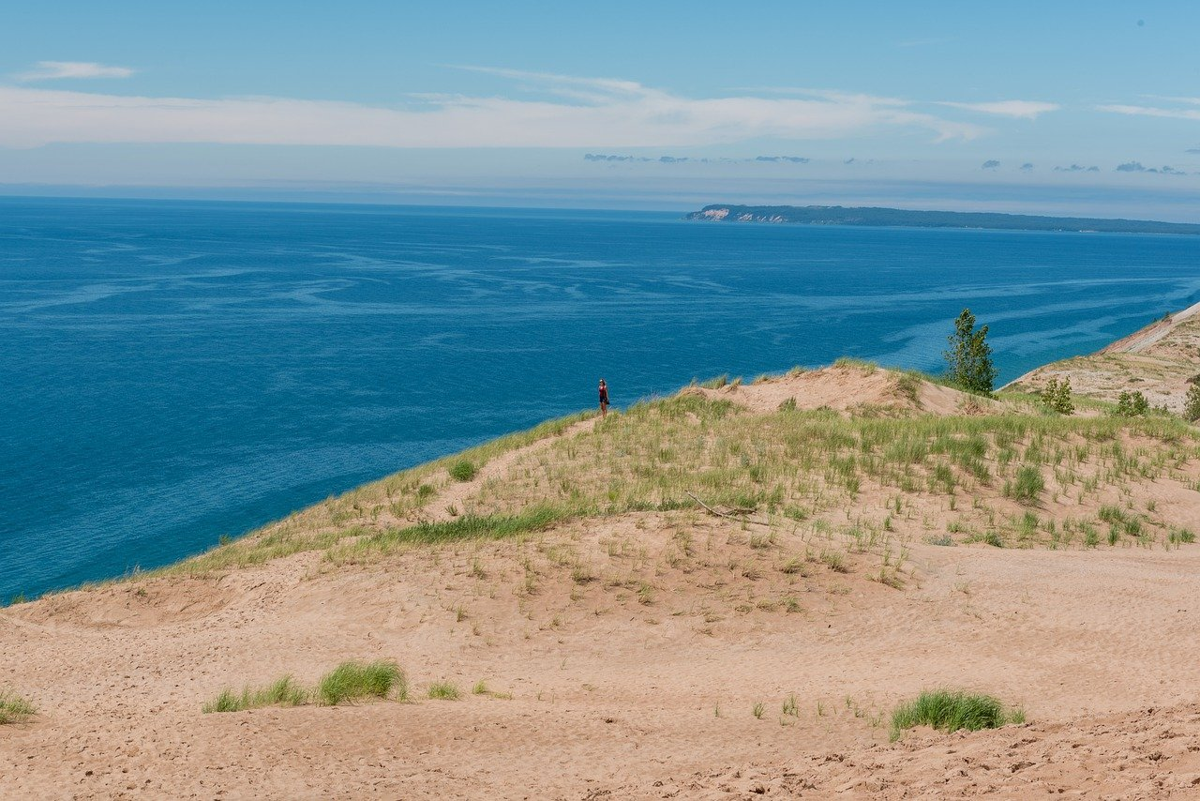 Sleeping Bear National Lakeshore - Top Freshwater Beaches