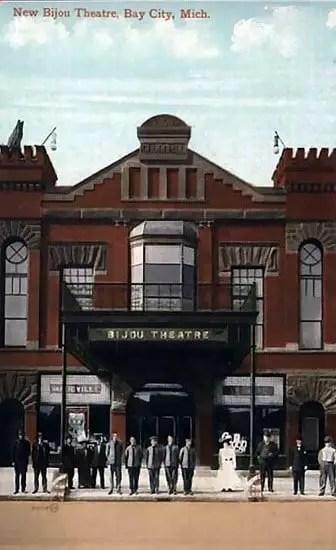 Bay City Bijou Theater