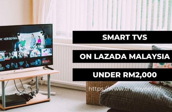 cheap smart tv lazada malaysia