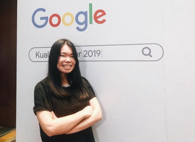 thumyeelin-Webmaster-Conference-by-Google-in-Kuala-Lumpur-2019