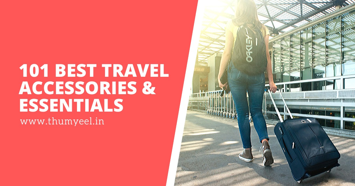 101 best travel accessories essentials thumbnail
