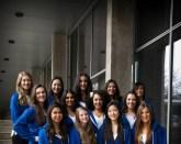 Thunderbird Dance Team 2013-2014
