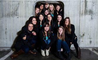 Thunderbird Dance Team 2012-2013
