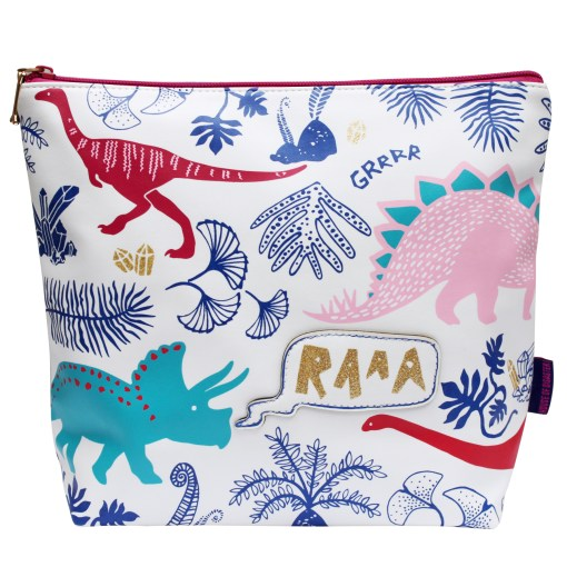 House of Disaster Dinomite Dinosaur Wash Bag