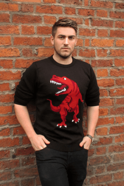 Run & Fly - Unisex T-Rex Jumper