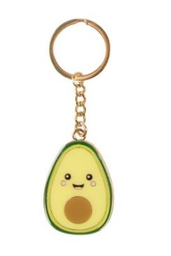 Sass & Belle - Happy Avocado Keyring