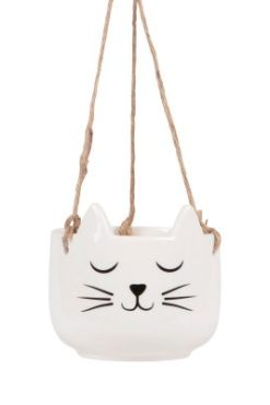 Sass & Belle - Cat's Whiskers Hanging Planter