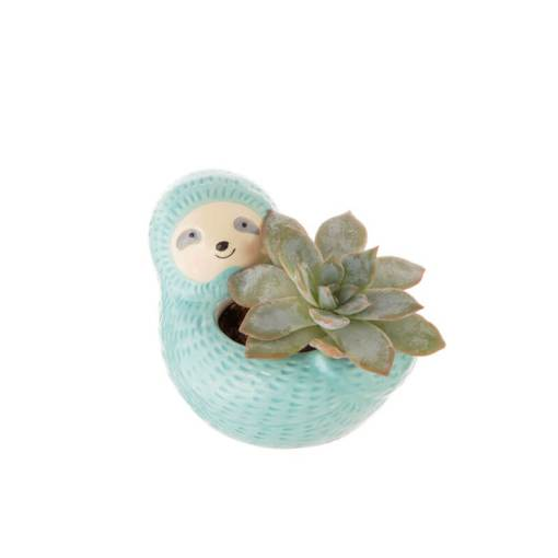 Sass & Belle - Seymour Sloth Planter