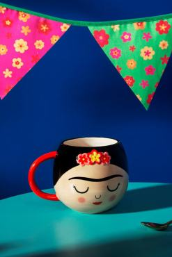 Sass & Belle - Frida Shaped Mug