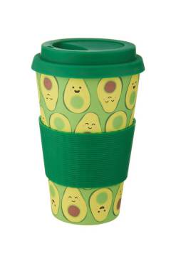 Sass & Belle - Avocado Bamboo Travel Mug