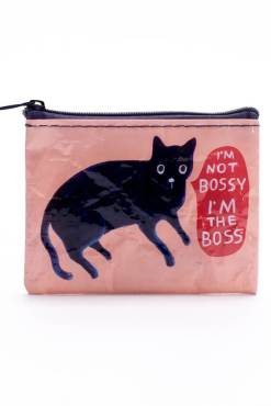 Blue Q - I'm The Boss Coin Purse