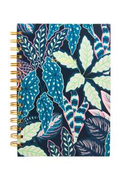 Sass & Belle - Leafy A5 Notebook