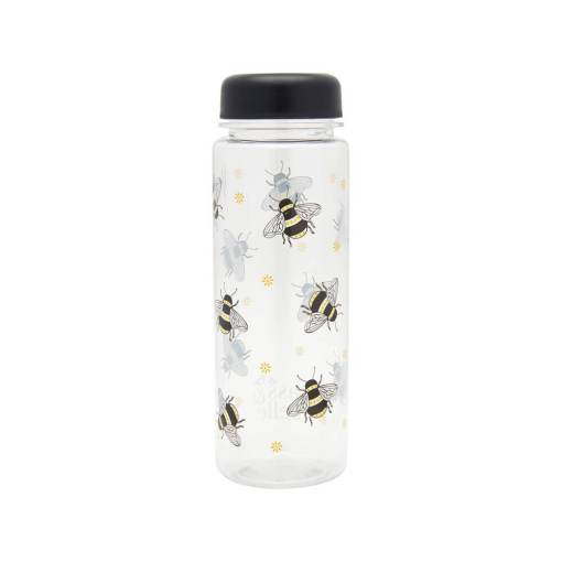 Sass & Belle - Busy Bees Clear Water Bottle