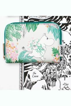 House of Disaster - Moomin Flower Purse