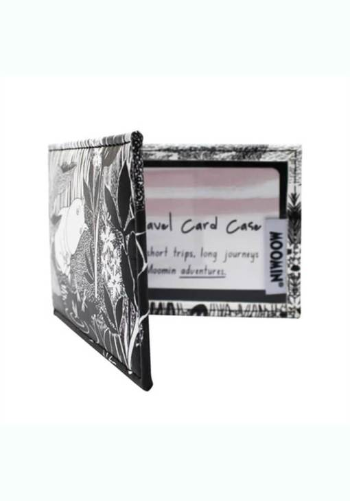 House of Disaster - Moomin Midwinter Travel Pass Wallet