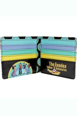 House of Disaster - The Beatles Yellow Submarine Wallet