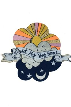 Rosie Wonders - Light My Way Home Iron On Patch