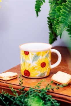 Sass & Belle - Sunflower Mug