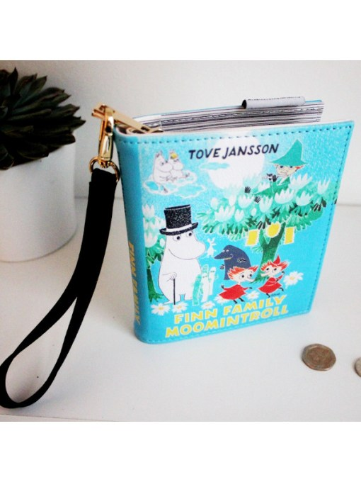 House of Disaster - Moomin Family Book Wallet