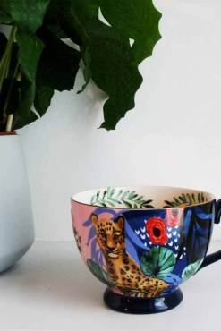 House of Disaster - Frida Kahlo Tropical Cup