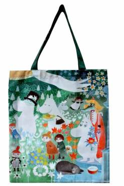 House of Disaster - Moomin Dangerous Journey Recycled Shopper