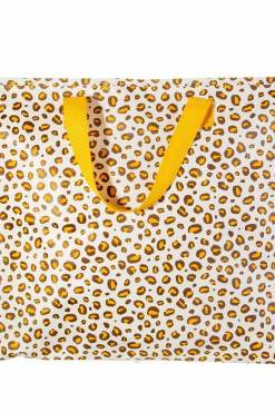 Sass & Belle - Leopard Print Storage Bag