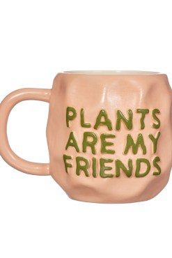 Sass & Belle - Plants Are My Friends Mug