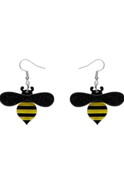 Erstwilder - Babette Bee Earrings