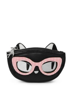 Erstwilder - Elissa The Indie Cat Coin Purse