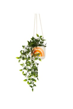 Sass & Belle - Earth Rainbow Hanging Planter