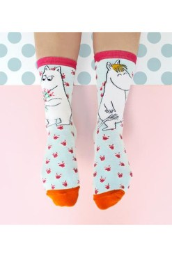House of Disaster - Bouquet Moomin Socks