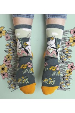 House of Disaster - Lotus Moomin Socks