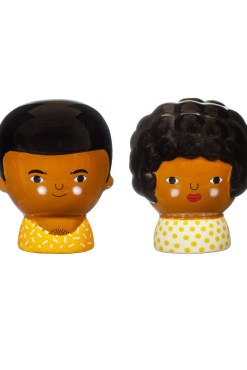 Sass & Belle - Chantelle and Ezra Salt and Pepper Shakers