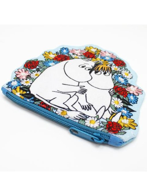 House of Disaster - Moomin & Snorkmaiden Cotton Coin Purse