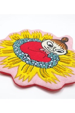 House of Disaster - Moomin Little My Cotton Coin Purse