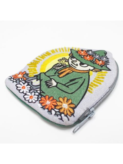 House of Disaster - Moomin Snufkin Coin Purse