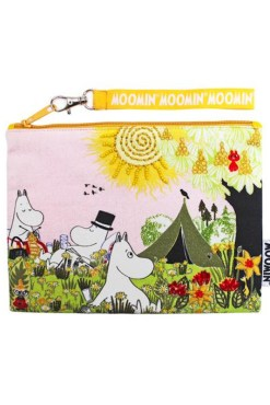 House of Disaster - Moomin Camping Large Pouch